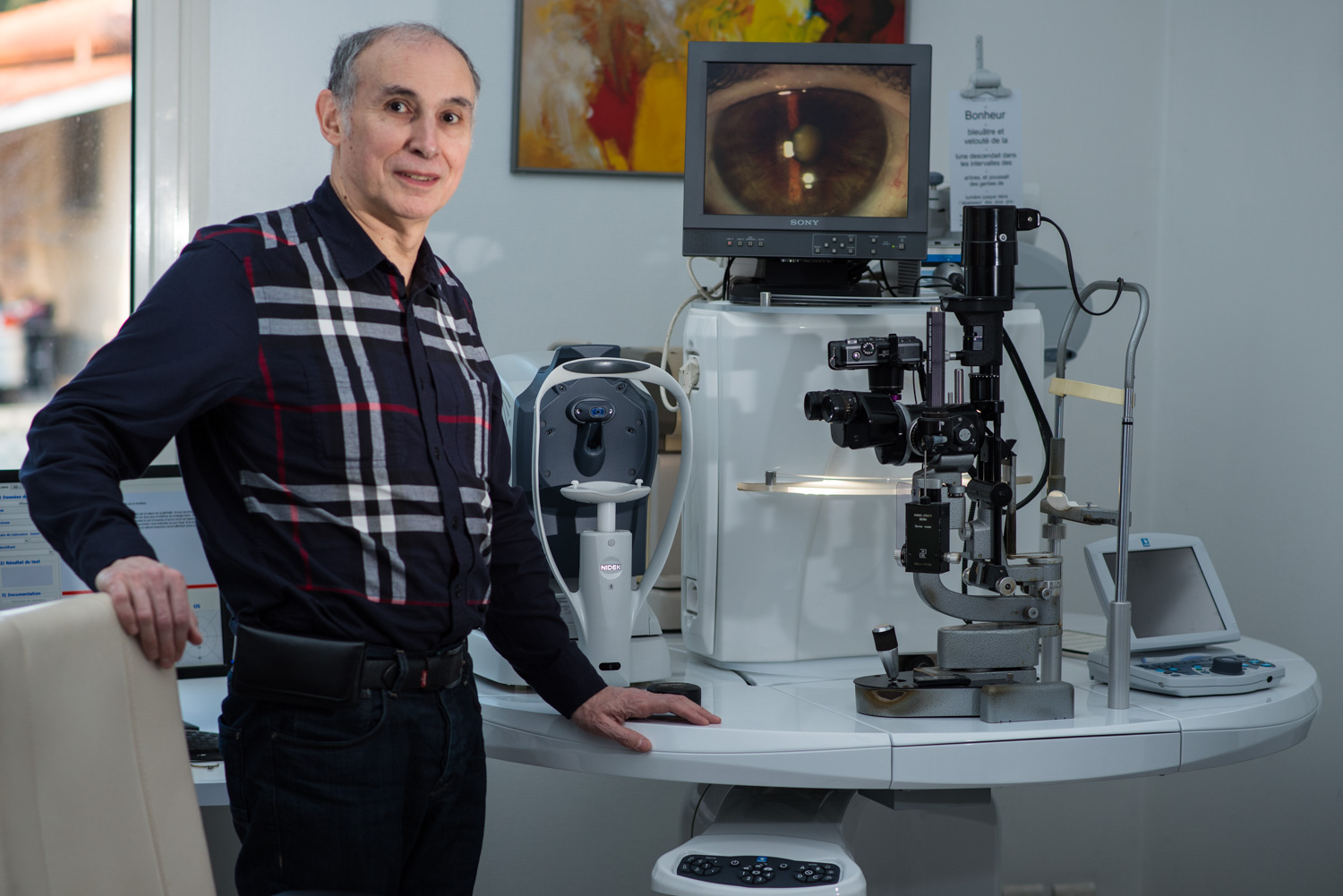 Muratet jean-michel ophtalmologiste eye-doctor ophthalmologist pamiers france